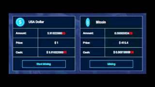 Free Game Earn Bitcoin (1000000 satoshi/days) with Coinminer 2016