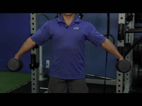 Reverse Fly vs. Lateral Raise: Weightlifting Tips