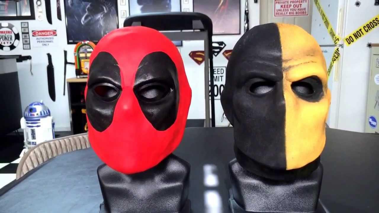 How To Make Slade Mask