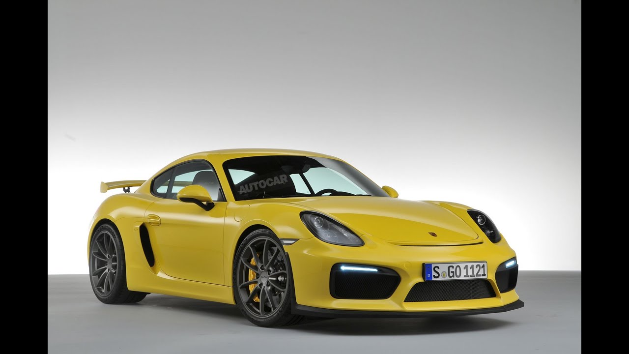 2015 porsche cayman gt4 revealed youtube. Black Bedroom Furniture Sets. Home Design Ideas