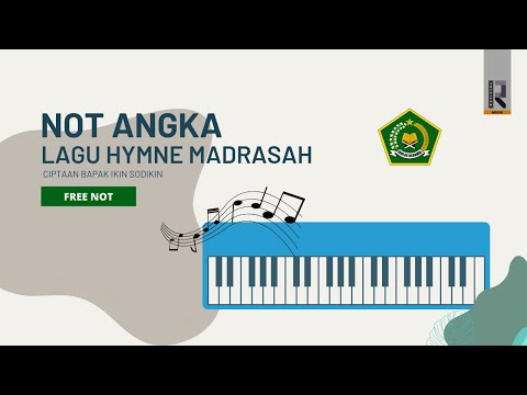 Not Pianika - Lagu Hymne Madrasah