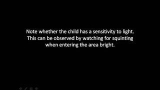 How to Detect Poor Vision in Children's Eyes.mp4
