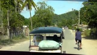 El Nido to Puerto Princessa: Roxas, Palawan, Philippines [2012/04/21]