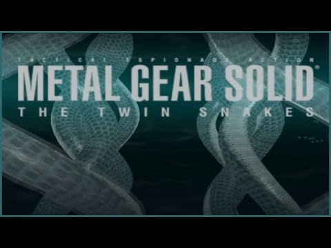 Metal Gear The Twin Snakes #01 (Ohne Kommentar)