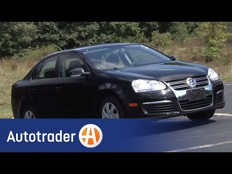 2005 2010 Volkswagen Jetta Sedan Used Car Review Autotrader