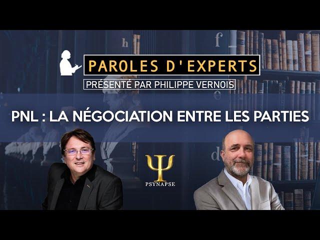La négociation entre parties - Paroles d'experts