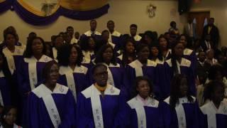 "North Bronx Ghana SDA Youth Choir Singing ""Gyatabruwa"""