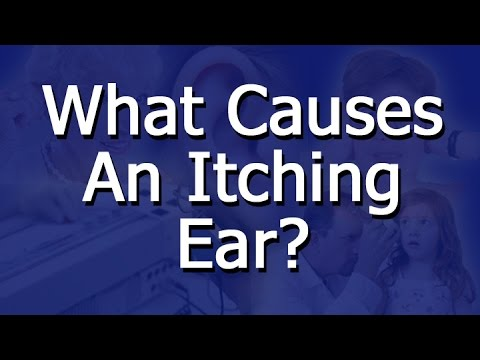 What Causes an Itching Ear?
