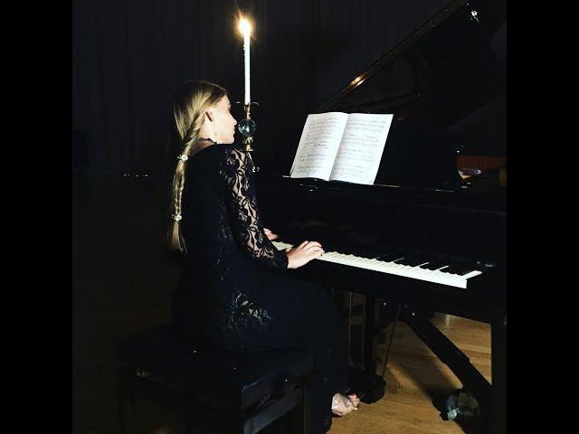 James Rae Sonatina for Flute & Piano: II. Nocturne