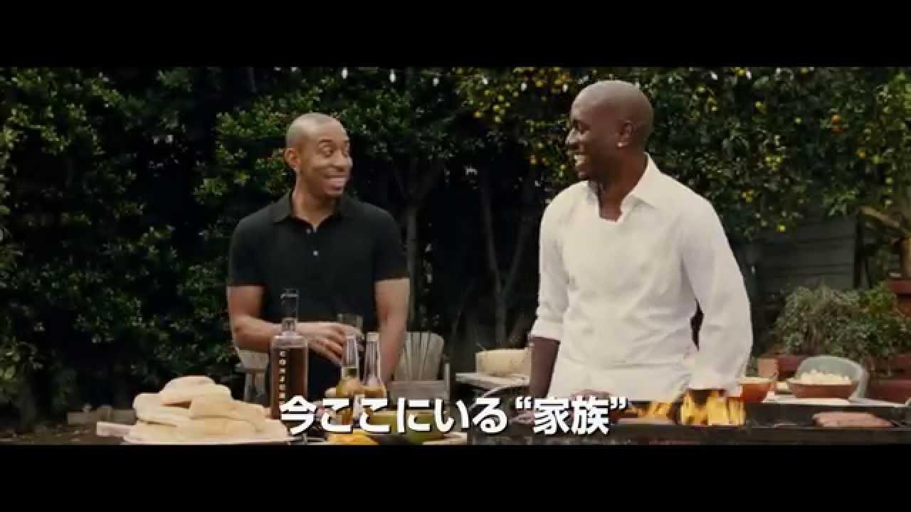 画像: 映画『ワイルド・スピード SKY MISSION』インターナショナルトレーラーB' youtu.be