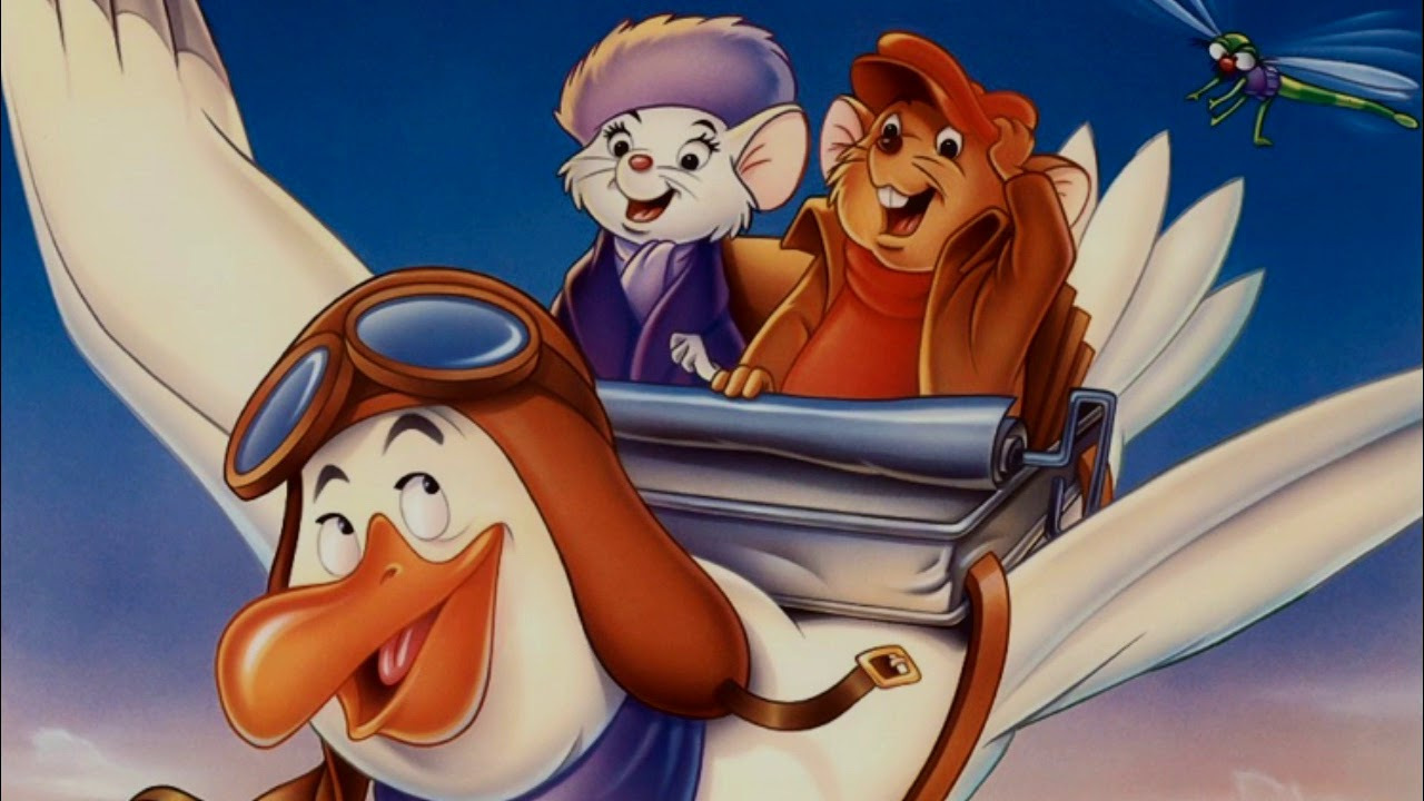 Download Best of Disney Music 🎶 The Rescuers