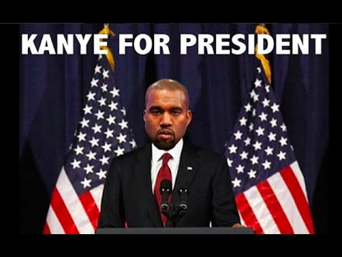 Ben Carson, Donald Trump For President? Kanye 2020?