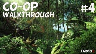 Far Cry 3 Co-op Walkthrough: Part 4 Through the Dark (Gameplay in HD) XBOX PS3 PC