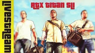 GTA V Redux 4K PC Gameplay | RTX Titan | ThirtyIR