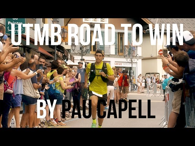 UTMB Road to Win by Pau Capell