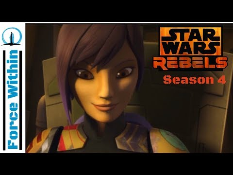 Sabine After Star Wars Rebels Season 4 - Sabine Wren Speculation