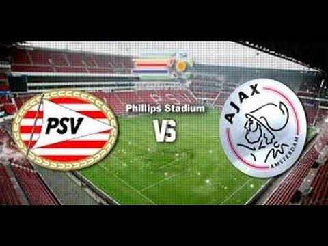 Dutch League   Psv V Vs Ajax