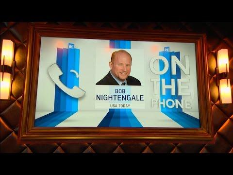USA Today Columnist Bob Nightengale Talks Baseball & More - 7/27/16