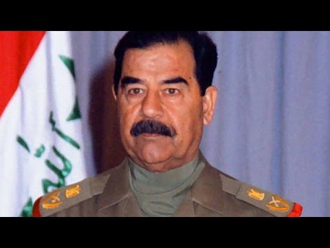 CIA Interrogator: At Time of U.S. Invasion, Saddam Hussein Was Focused on Writing Novel, Not WMDs