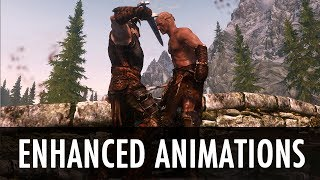 Skyrim Mod: Enhanced Animations