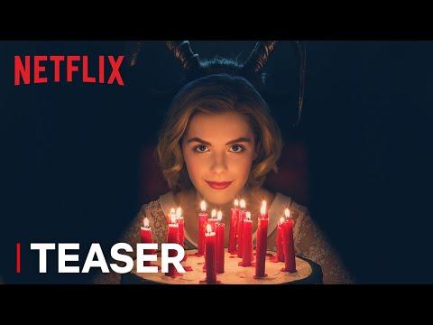 Chilling Adventures of Sabrina   Teaser: Happy Birthday   Netflix