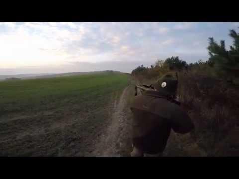 GOPROHERO4 HUNTING WILD PIG KOŠICE /poľovačka ORTAŠE