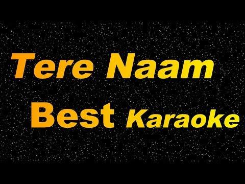 Tere Naam Humne Kiya Hai-title-karaoke With Female Vocals 8850081442