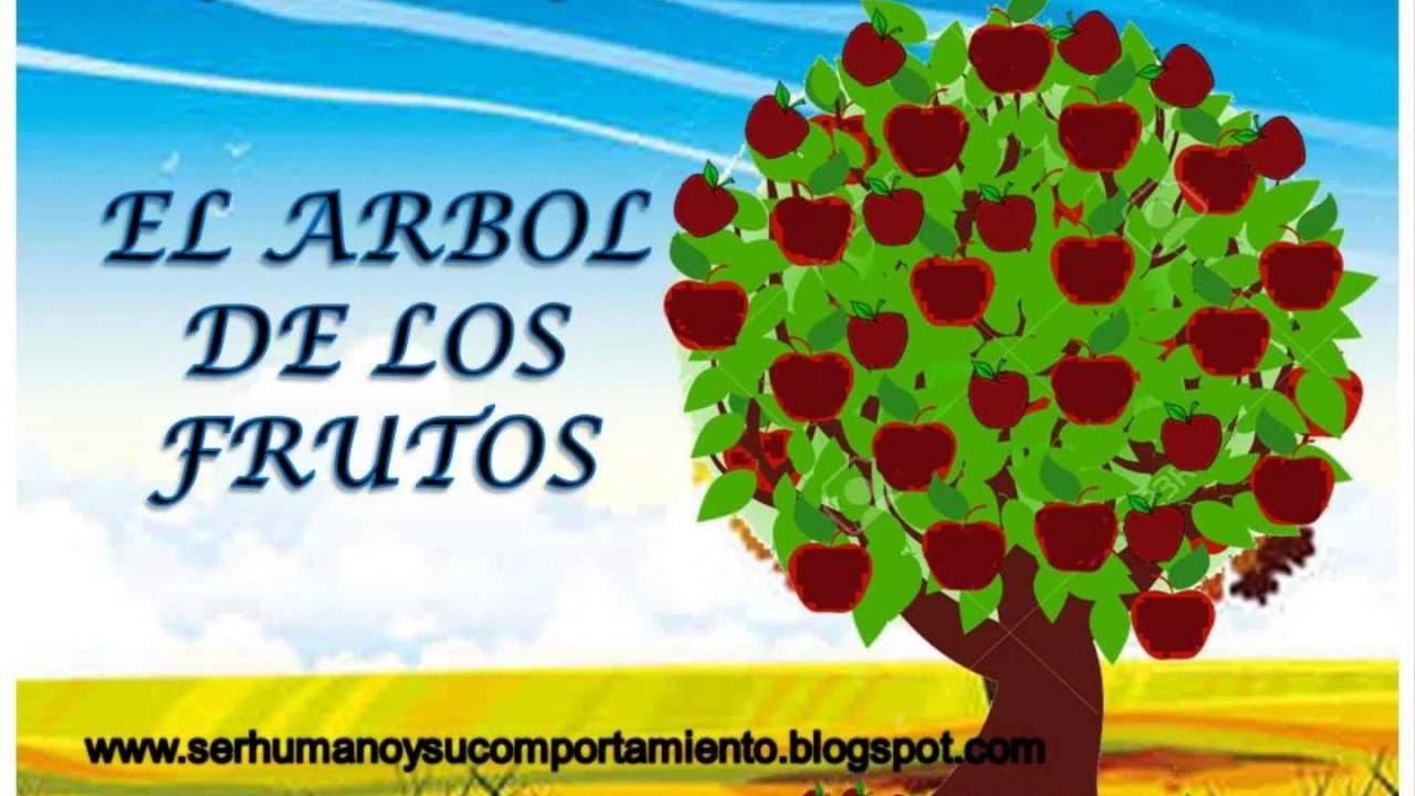 El arbol de los frutos para ni os youtube for Arbol con raices y frutos