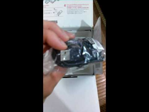 Đập hộp hàng cổ Hp ipaq 512 voice messenger