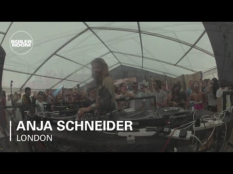 Anja Schneider Boiler Room DJ Set at Eastern Electrics Festival