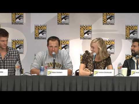 Chuck Panel Full Version ComicCon 2011