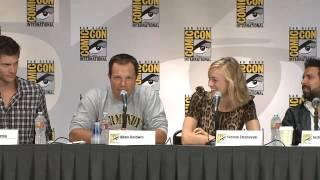 Chuck Panel Full Version Comic-Con 2011