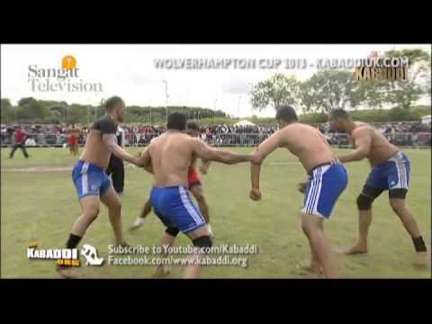 Wolverhampton Kabaddi Cup 2013 Part 3 of 3 FINAL Kabaddiuk.com