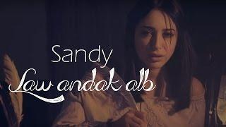 Sandy - Law Andak Alb (Lyrics Video) ساندى - لو عندك قلب