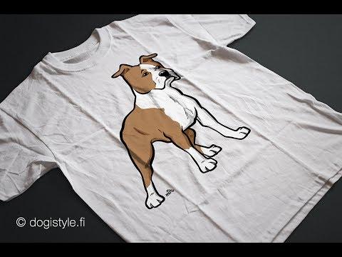 Dog shirt for people [CARTOON PRINTS]