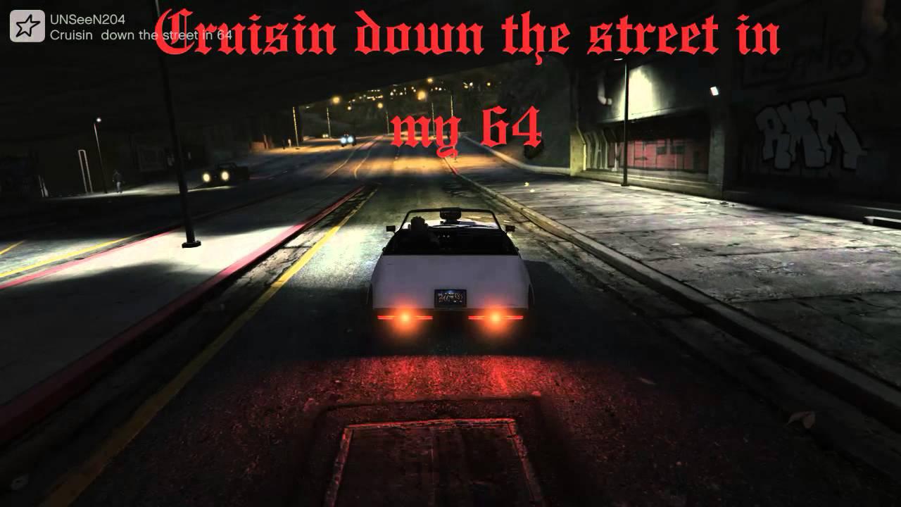 Eazy-E - Cruisin' in my '64 Lyrics | Musixmatch