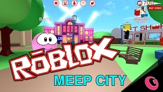 Gala | ROBLOX-Meep City | How to quickly get money/coins?? (CZ/SK)