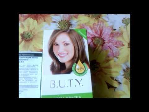 Отзыв на крем-краску для волос B.U.T.Y. цвет светло-русый из магазина Fix-Price