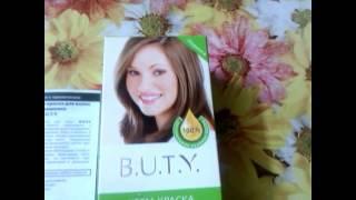 Отзыв на крем-краску для волос B.U.T.Y. цвет светло-русый из магазина Fix-Price Thumbnail