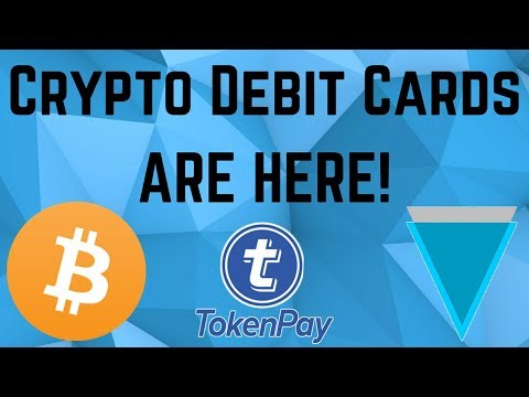 CRYPTO DEBIT CARDS ARE HERE: Verge, Bitcoin, TPAY, and EFIN!