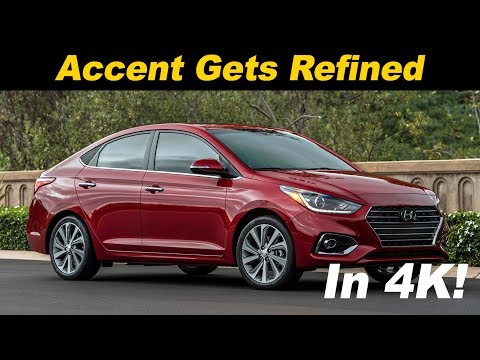 2018 Hyundai Accent Review / Comparison