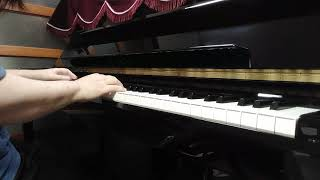 ROUAGEの曲ピアノカバー.