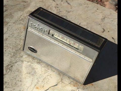 Hoffman solar radio