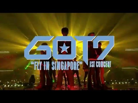 """GOT7 1st Concert """"FLY in Singapore"""" TVC"""