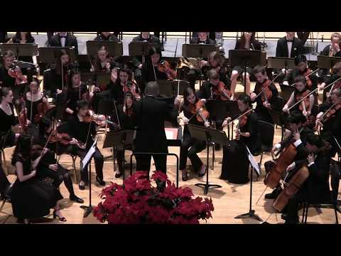 Beethoven No. 5, movement 3 & 4 - Corvallis Youth Symphony