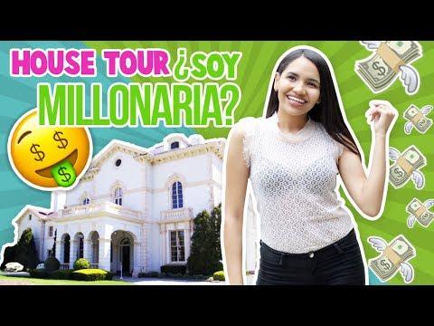 HOUSE TOUR 🏡 LES ENSEÑO CADA RINCÓN DE LA CASA