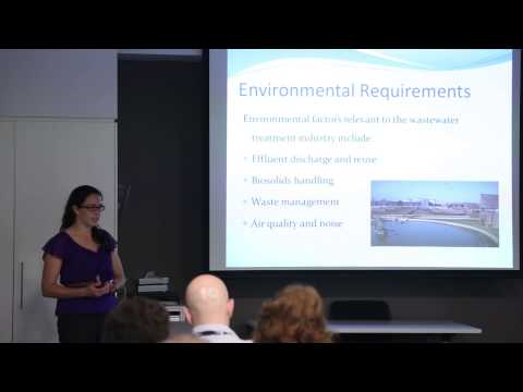 Chemical Engineering Project - Resource Recovery from Wastewater Effluent