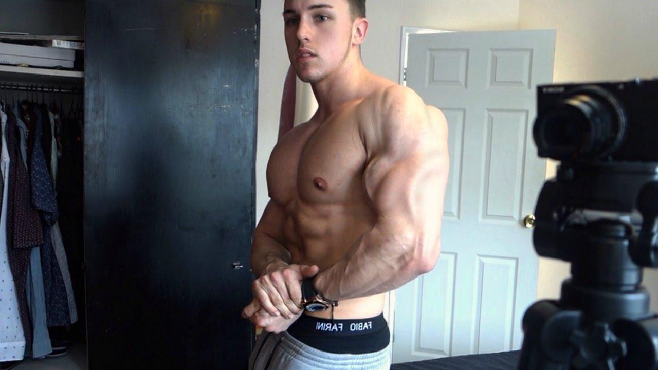 Bigger Biceps & Stretch Marks | Hardbody Shredding Ep. 17