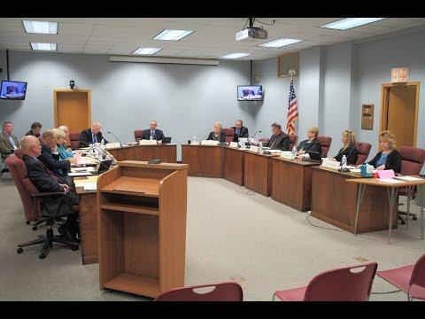 January 2016 Board of Education Meeting