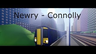 ROBLOX - France SCR - France Newry - Connolly (timelapse)